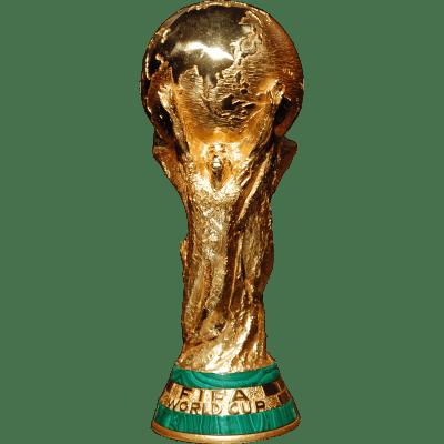 La copa del Mundo, una joya a gran escala!