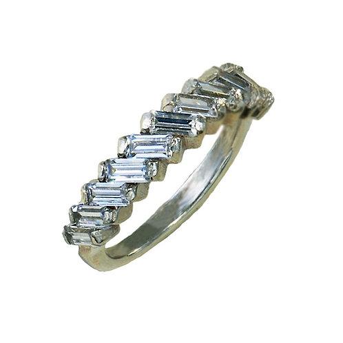 Anillo de boda de plata 925