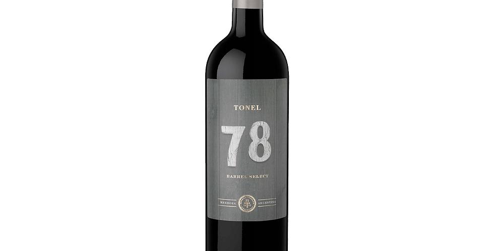 Tonel 78 Blend Malbec-Bonarda