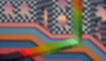 transitos- 120 cm x 70 cm - pintura acri