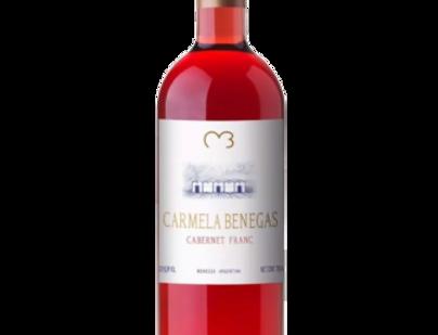 Carmela Benegas Rosado Cabernet Franc