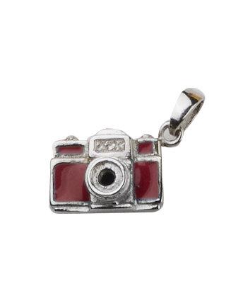 Photo camera red