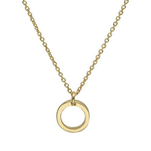 Mini circle gold