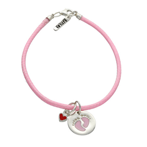 Pulsera Hope pink