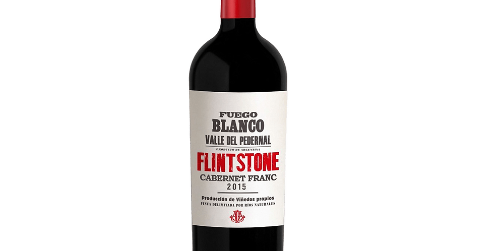 Fuego Blanco Flintstone Cabernet Franc