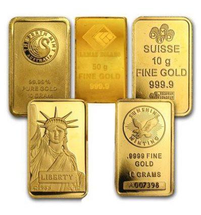¿Por qué comprar oro de inversión?