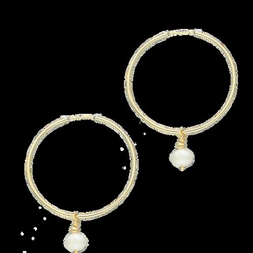 Pearl L gold