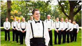 Tirantes para hombres boda