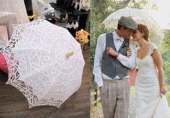 Sombrilla de novia
