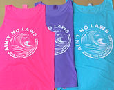 White Claw Beach tanks