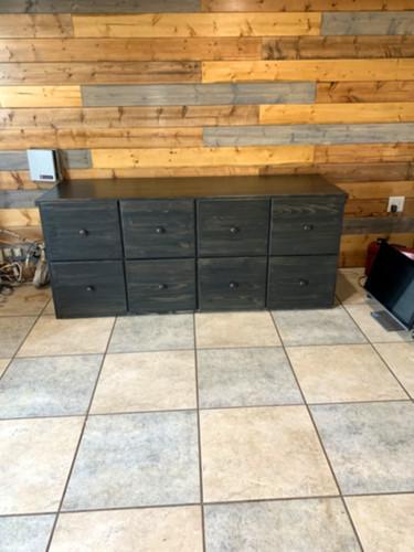 8 drawer filing cabinet