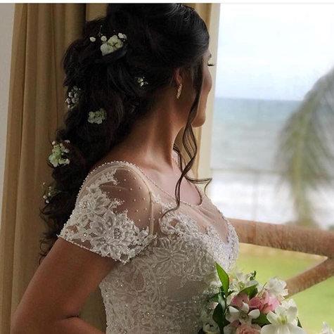 Quem ama noiva com Semi preso_ ✨_Noiva_