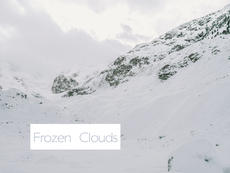 Frozen Clouds
