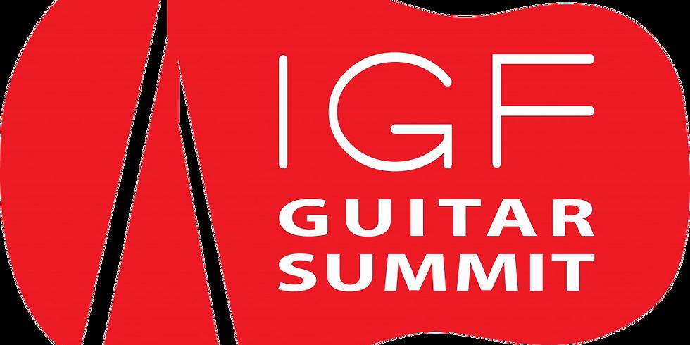 IGF Guitar Summit: Pavel Ralev and Alexander Hart