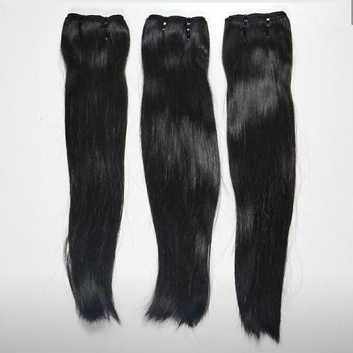 Cambodian straight (3 bundle deal+ Frontal)