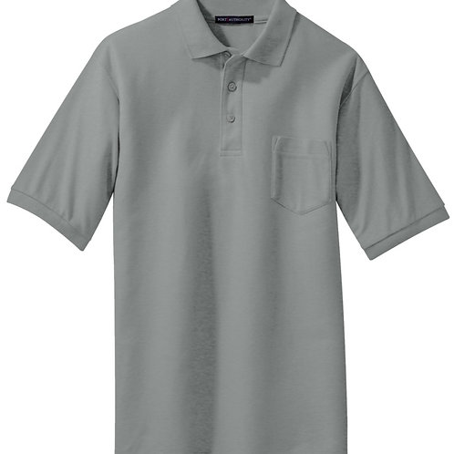 k500p Port Authority Easy Care Polo Shirt with Pockets