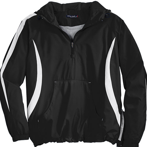 Sport Tek Colorblock Raglan Jacket