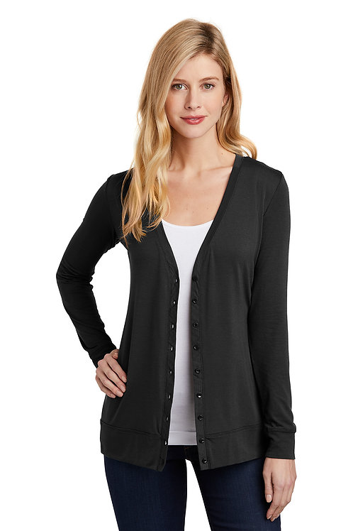 L545 Port Authority® Ladies Concept Cardigan