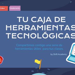 Caja de herramientas tecnológicas