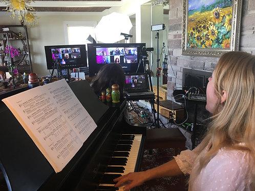 Virtual Music After School Class