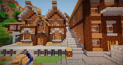 Minecraftの近所