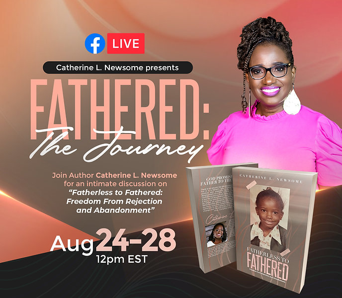 Catherine Newome FATHERED The Journey Fa