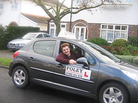 armen driving lessons from elmers end
