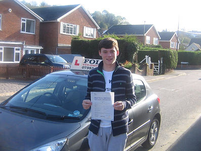 passed first time driving lessons in croydon