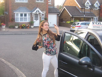 meg driving instructor croydon west wickham