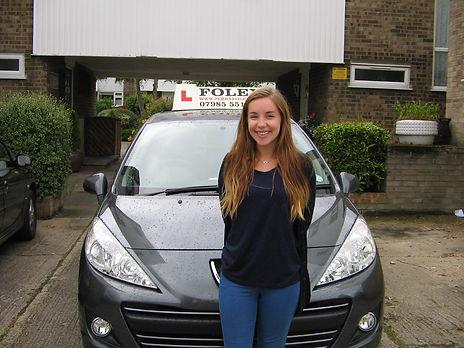 foley in shirley croydon driving school