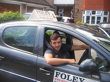 harry from beckenham passed driving theory test