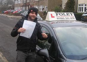 dan driving lessons new addington croydon