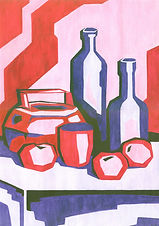 Still Life Painting Artwork