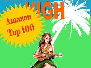 SUBTROPICAL HIGH hits Amazon Top 100 International Mystery List