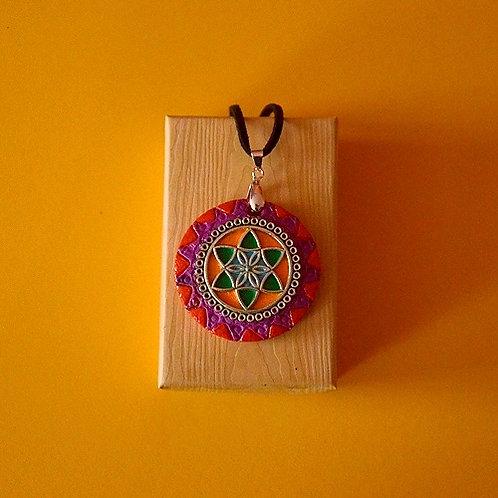 Mandala Estrella de 6 puntas