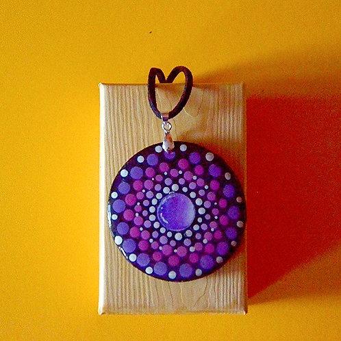 Mandala Dot Art Mediano