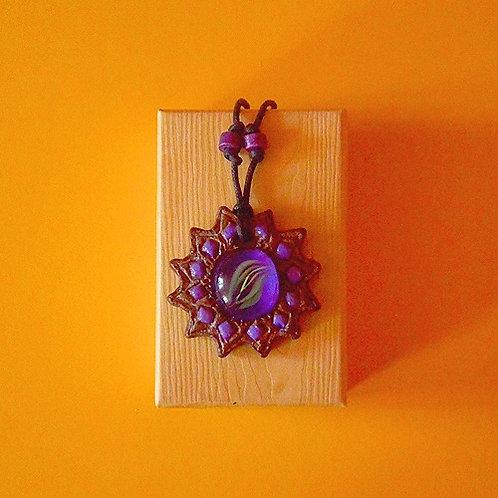 Sol Cristal Violeta