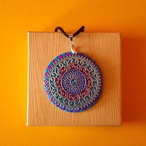 Mandala Rosetón