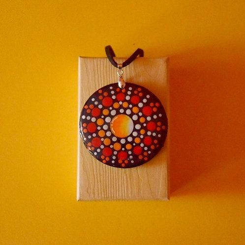 Mandala Dot  Art