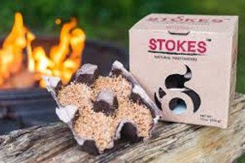 Stokes Fire Starters