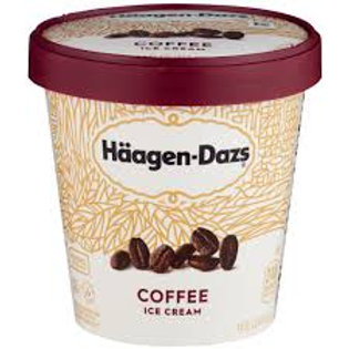 Haagen Dazs Coffee Ice Cream Pint