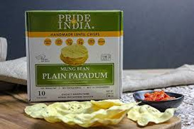 Plain Mung Bean Papadum