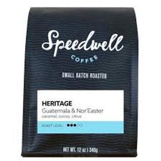"Speedwell Coffee ""Heritage"" Blend"