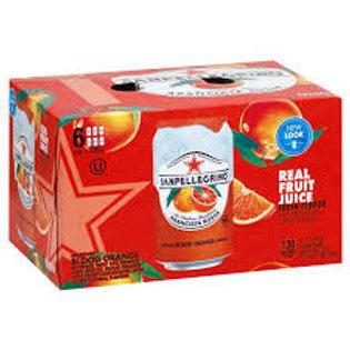 San Pellegrino Blood Orange - 6pk