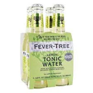 Fever-Tree Lemon Tonic Water - 4pk