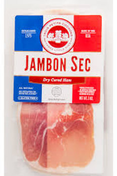 Three Little Pigs Jambon Sec, Sliced