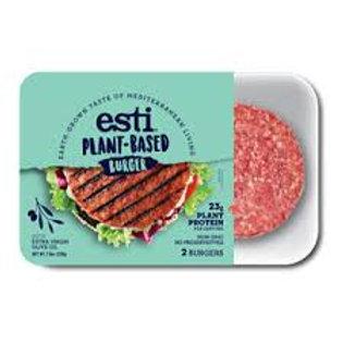 Plant Based Vegan Burger - 2 Pack
