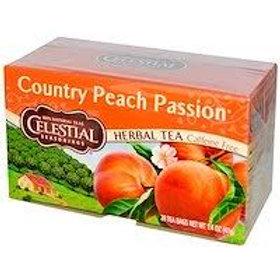 Herbal Country Peach Tea