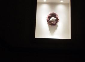 睦美・寧呂「楽園」/ 二名良日「銀座凮月堂植物観光旅行社」展