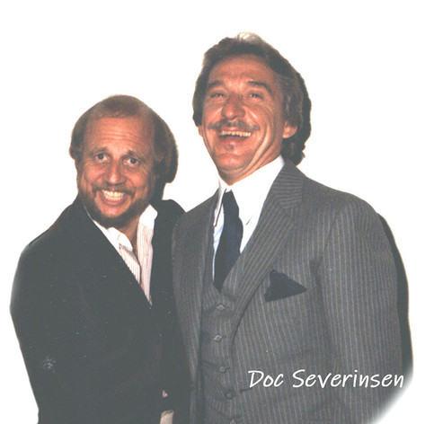 Doc Severinsen with Bruce